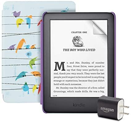 Amazon Kindle Kids Edition, tablettes pas chères pour enfants, confinement