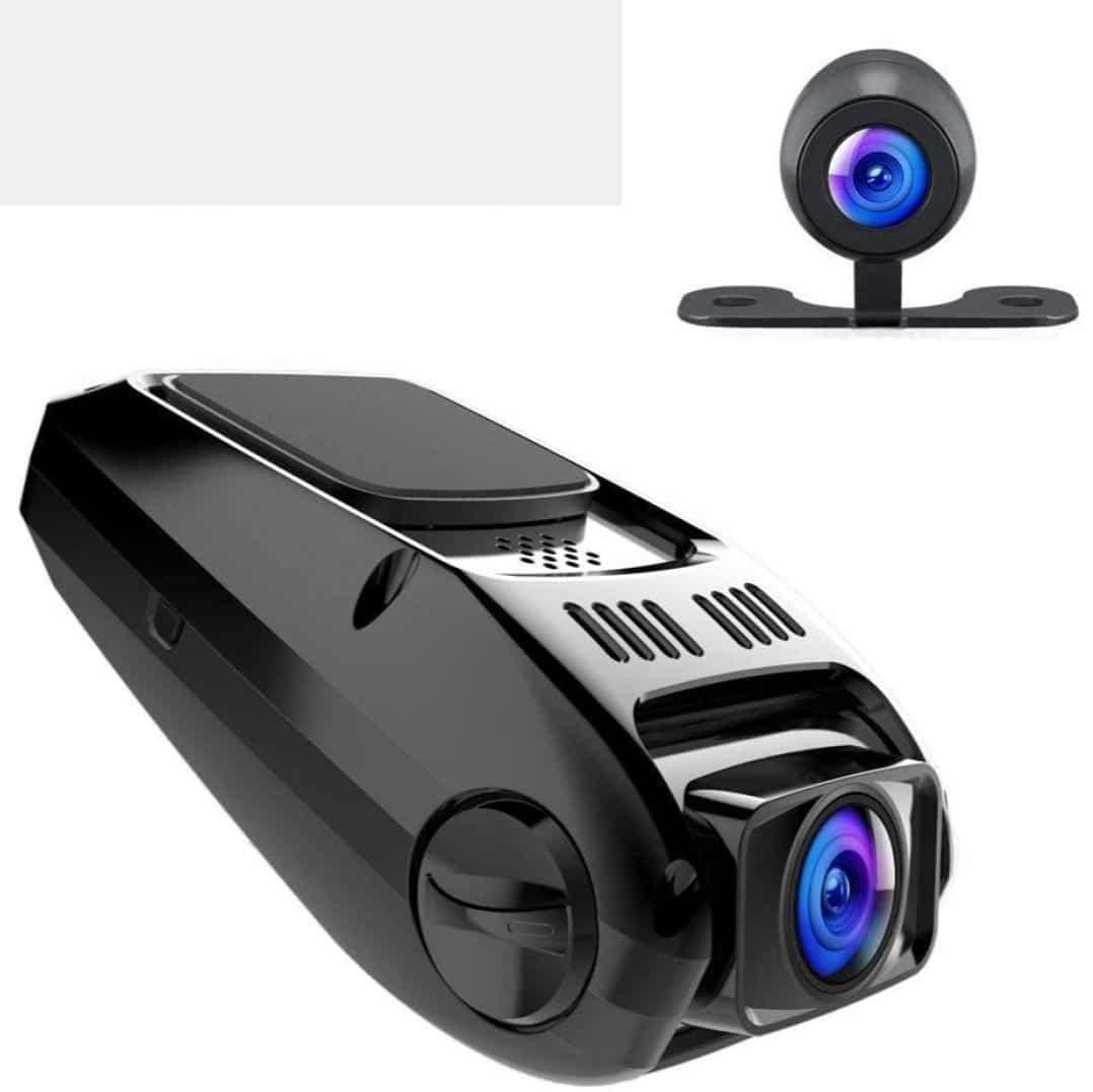 Apeman Double Camera, dashcam
