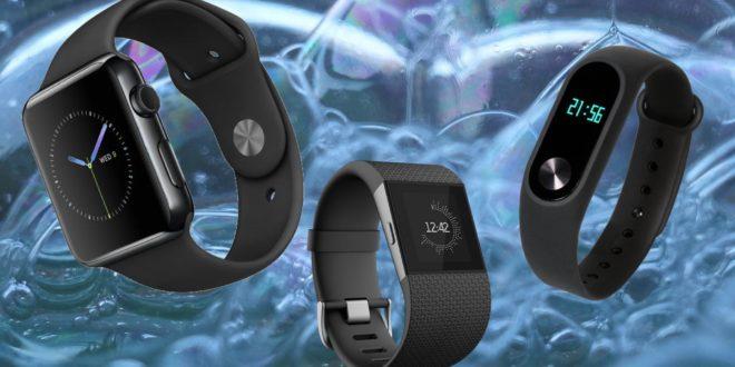 Comment désinfecter sa montre connectée (Apple, Fitbit, etc.) sans l'abîmer