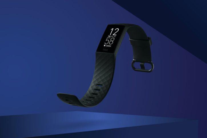 bracelet connecté fitbit charge 4