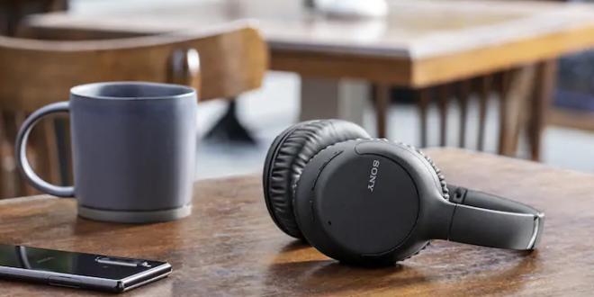 casque audio sans fil Sony WH-CH710N