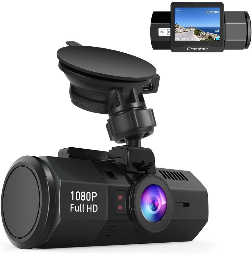 dashcam Crosstour Mini Dashcam CR700