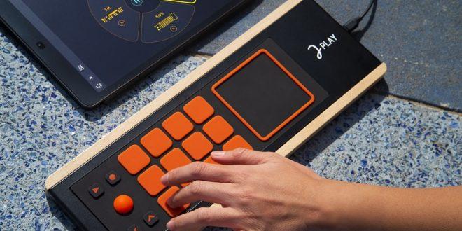joué play instrument connecté