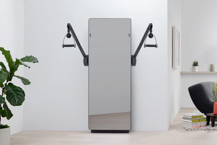 miroir connecté forme pour sportif