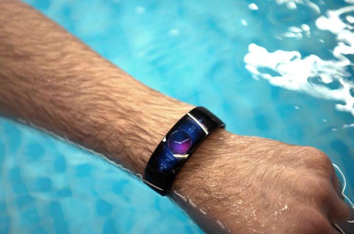 montre connectée Amazfit X de Huami sur Indiegogo, waterproof
