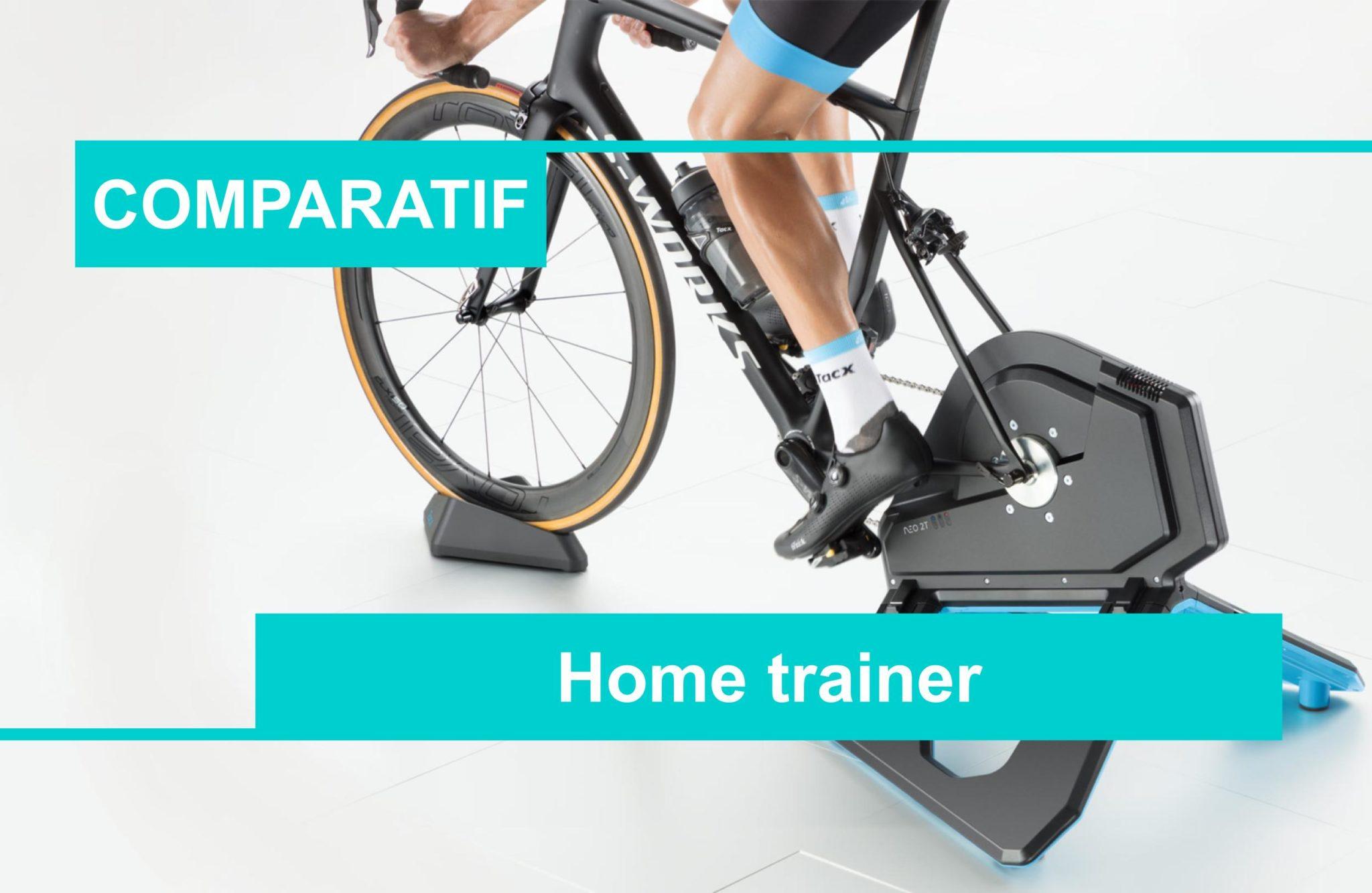 COMPARATIF meilleur home trainer