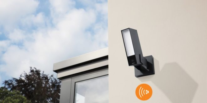 NETATMO Camera exterieure intelligente securite