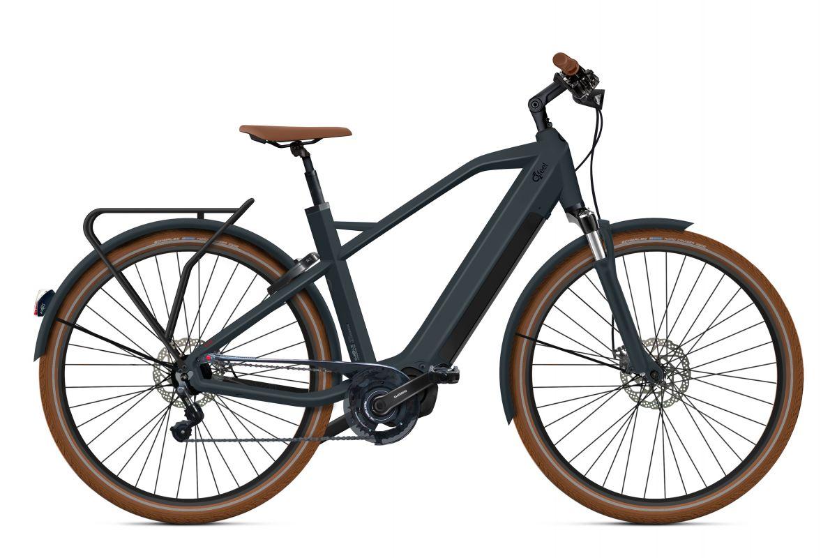 O2Feel iSwan N5E Di2, vélo électrique