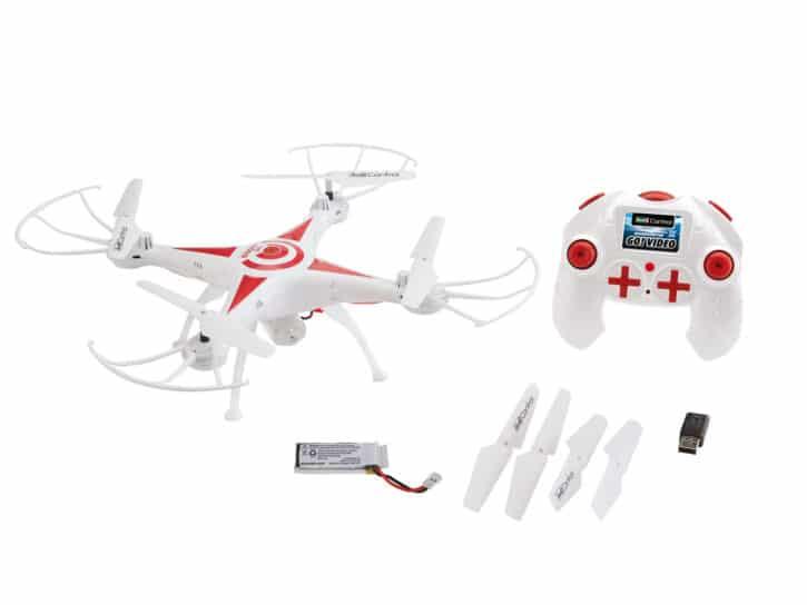 drone pour enfant capture