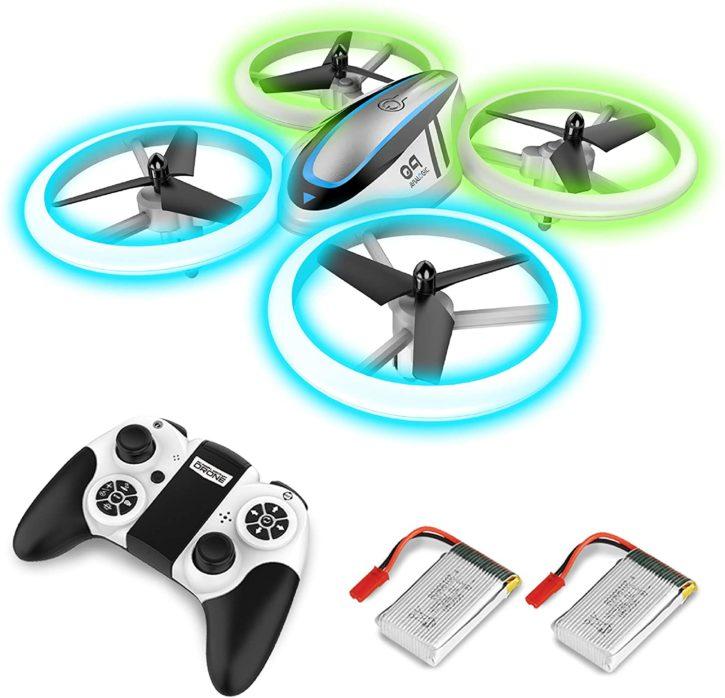 drone pour enfant lumineux