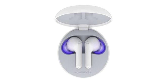 écouteurs sans fil lg tone free