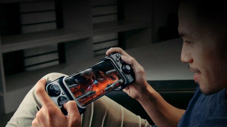 Razer kishi, manette pour smartphone avec joueur
