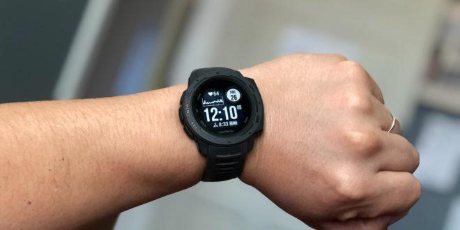 montre connectée Garmin