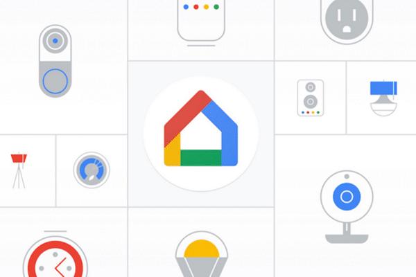 google home domotique