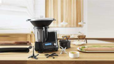 moulinex clickchef robot cuiseur