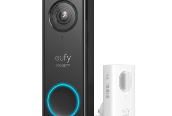 eufy video doorbell 2K sonnette connectée