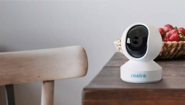 reolink E1 Zoom, caméra de sécurité connectée