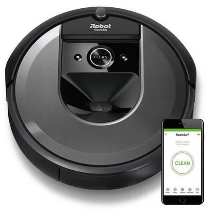 robot aspirateur iRobot Roomba i7+
