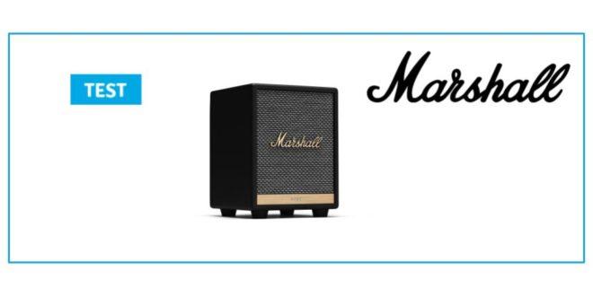 test marshall uxbridge voice