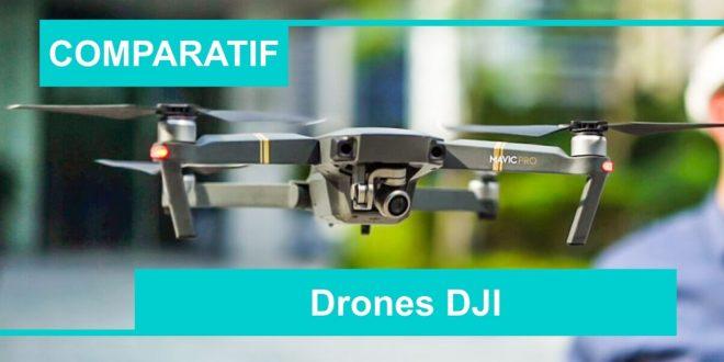 [Comparatif 2020] Meilleur drone DJI : caractéristiques, avis et prix
