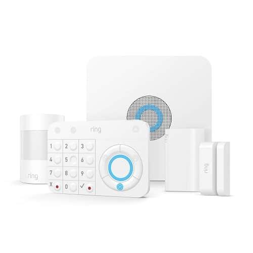 ring alarm, système de sécurité connecté pour la maison