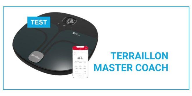 [TEST] Terraillon  Master Coach : la balance connectée pour perdre du poids