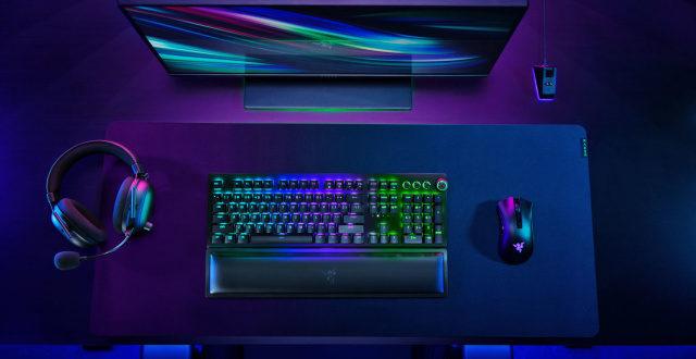 Razer lance une première collection d'accessoires gaming sans fil
