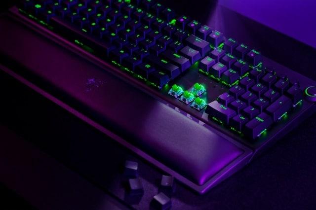 clavier gaming sans fil razer