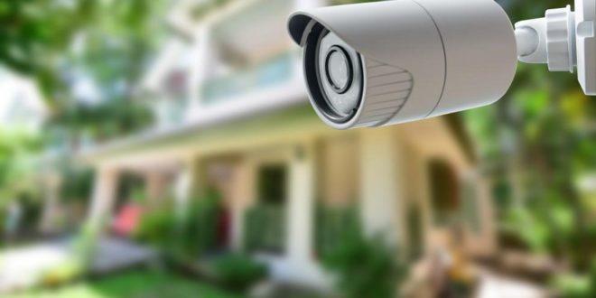 caméra sécurité maison