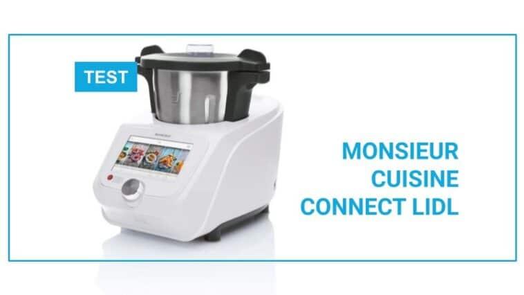 robot multicuisieur monsieur cuisine connect lidl