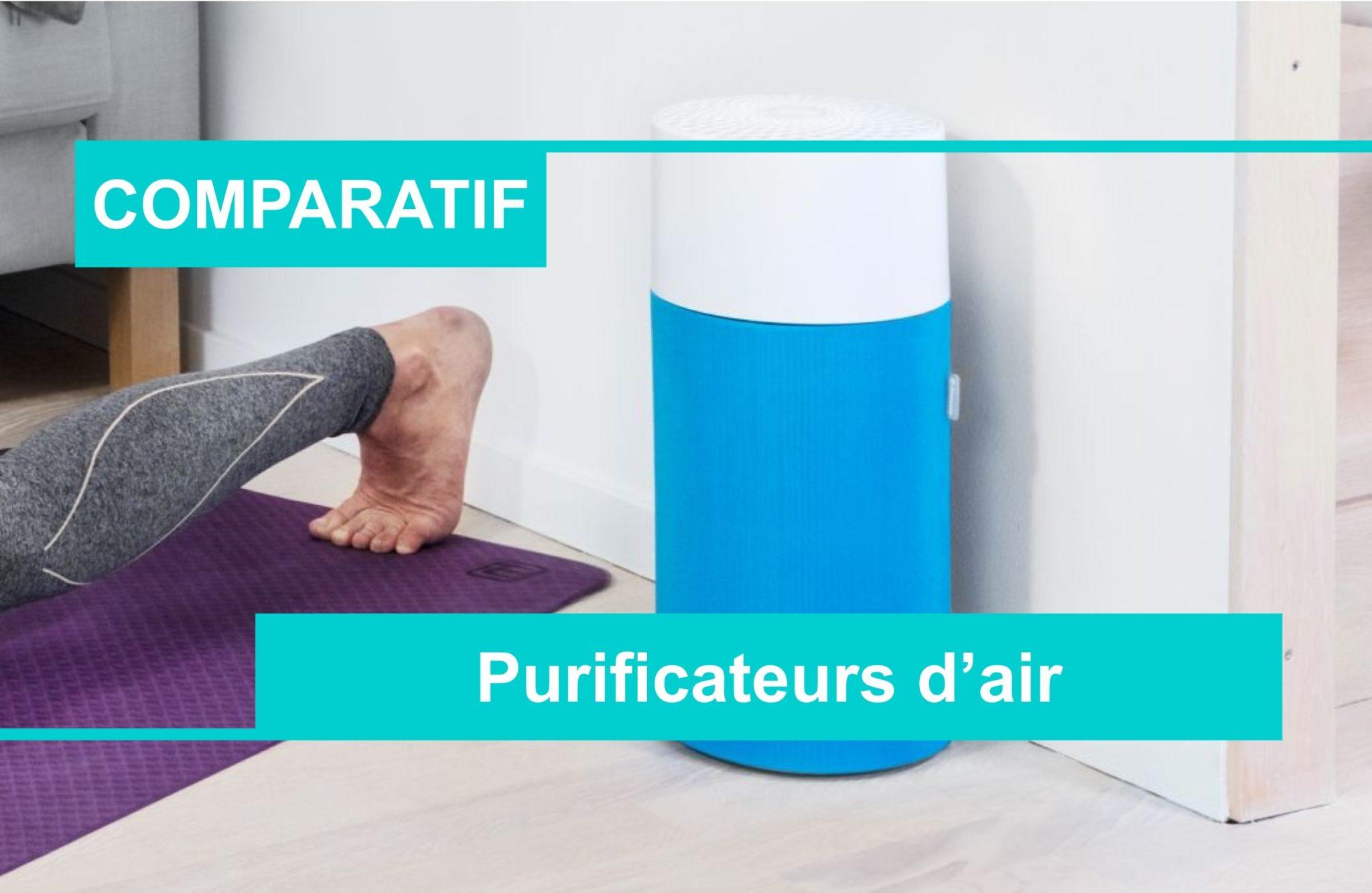 comparatif meilleur purificateur d'air
