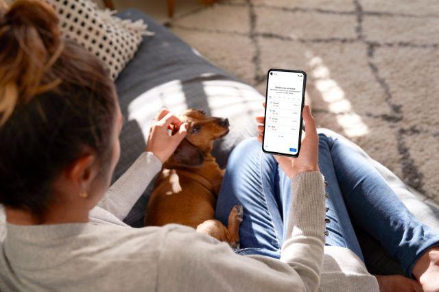 google nest thermostat avec home app