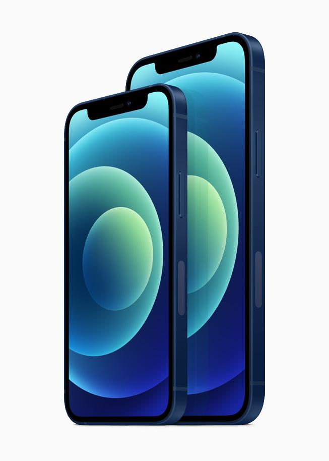 iphone 12 et iphone 12 mini