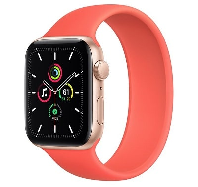 montre connectée apple watch se