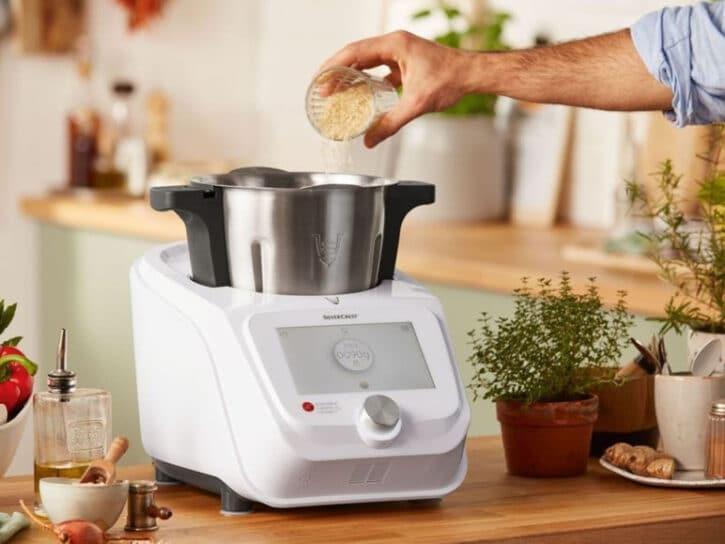 robot multicuiseur monsieur cuisine lidl