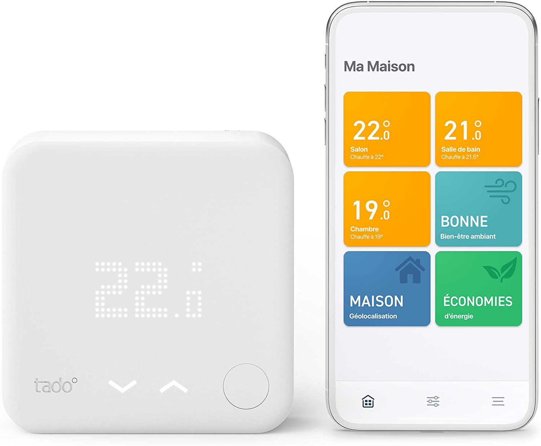 thermostat connecté Tado V3+