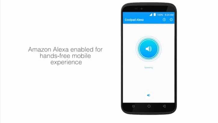 Alexa sur smartphone