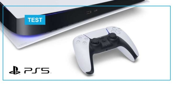 TEST sony playstation 5