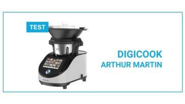 robot de cuisine digicook arthur martin