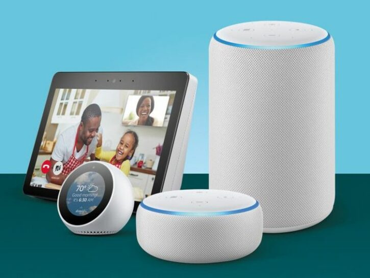appareils compatibles avec Alexa