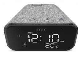 Lenovo Smart Clock Essential bouton