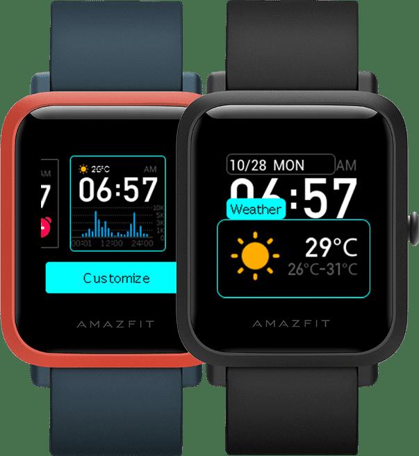 Amazfit Bip S: une montre connectée qui en vaut le coût