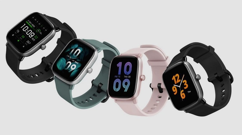 Amazfit GTS Smartwatch - Test & Avis - Mon GPS Avis.fr