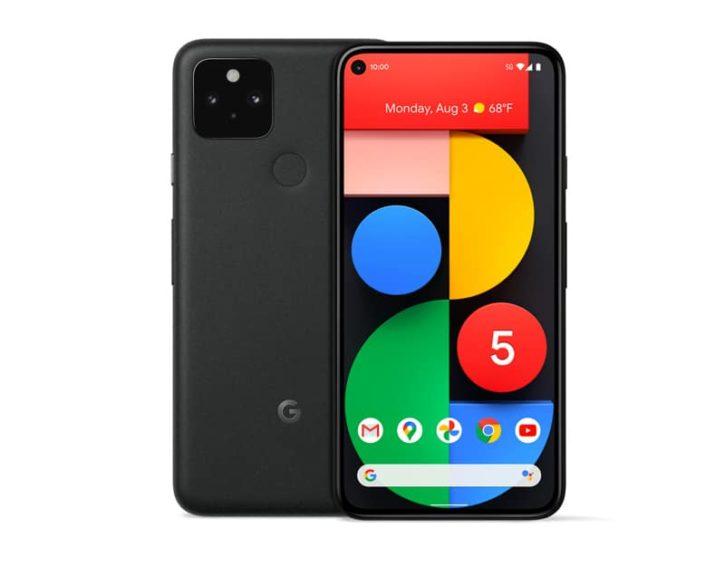 Google Pixel 5 meilleur smartphone pour photo