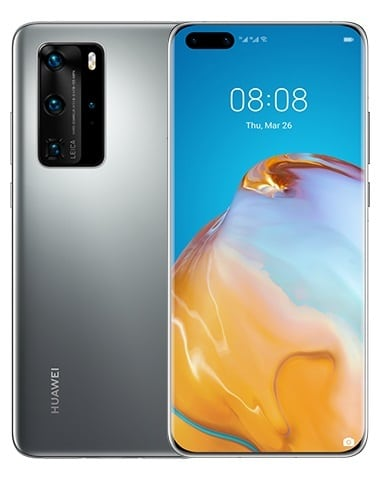Huawei P40 Pro meilleur smartphone photo
