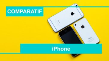 Comparatif meilleur iPhone