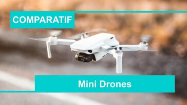 COMPARATIF meilleur mini drone