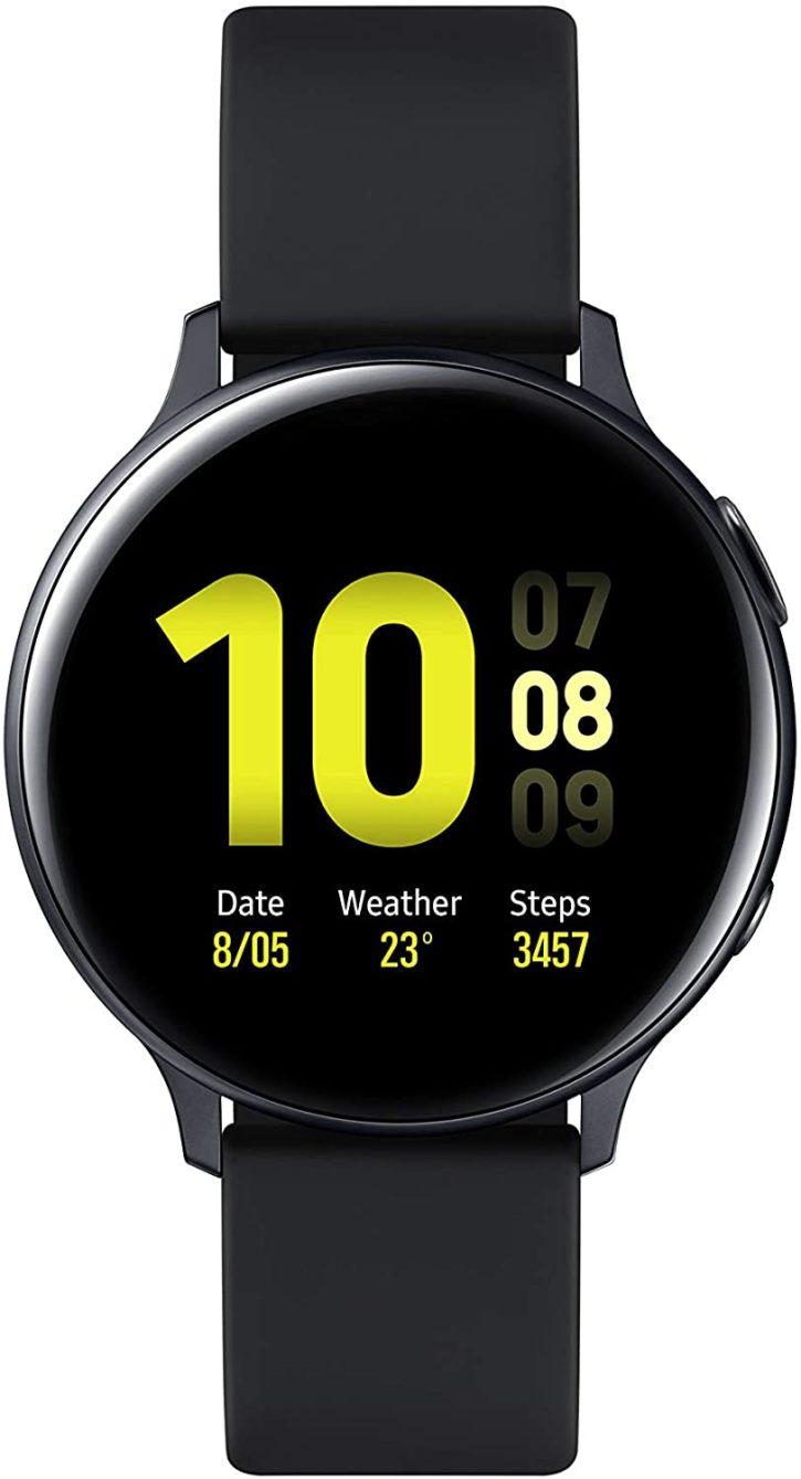 Samsung Galaxy Watch Active 2 meilleure montre connectée homme