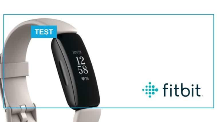 test Fitbit Inspire 2