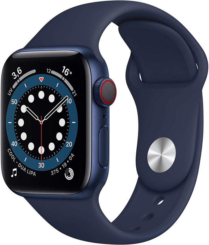 apple watch series 6 meilleure montre connectée sport